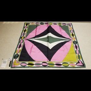 Authentic Emilio Pucci multicolor scarf